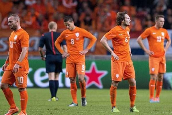 Putaran Final Piala Eropa Tahun 2016 Tanpa Belanda