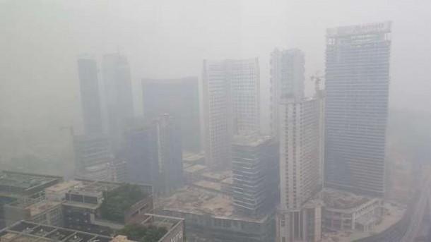 Kabut Asap Telah Sampai di Thailand, Tekanan Kepada Indonesia Kian Meluas