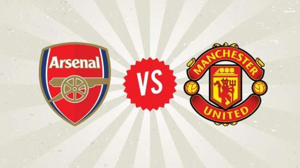 Catatan Menarik Jelang Laga Arsenal vs Manchester United