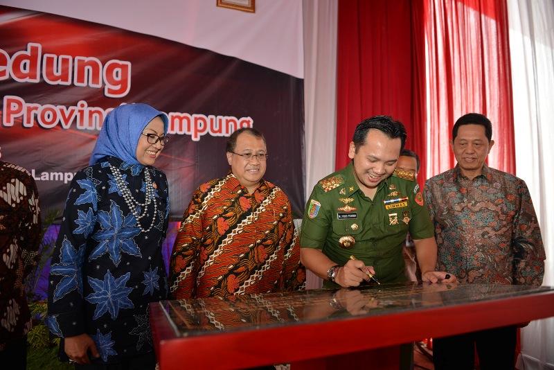Kekuatan Fiskal Lampung Seharusnya Bisa Setara Dengan Jawa