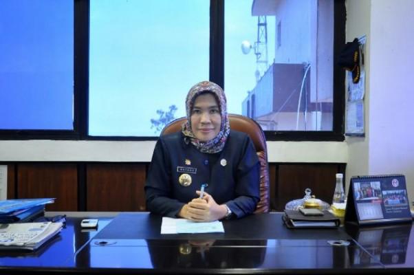 Kepala Biro Humas dan Protokol Provinsi Lampung, Bayana. | Widya/Jejamo.com