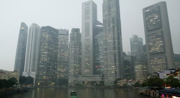 Thailand Buka Komunikasi Regional Guna Atasi Kabut Asap