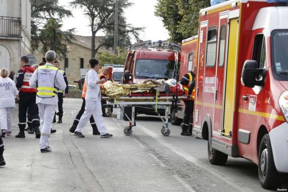Kecelakan Bus dan Truk Di Prancis Tewaskan 42 Orang