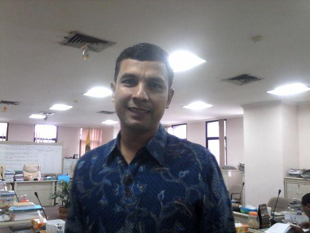 Ketua Komisi V DPRD Lampung Yandri Nazir. | Widya/Jejamo.com