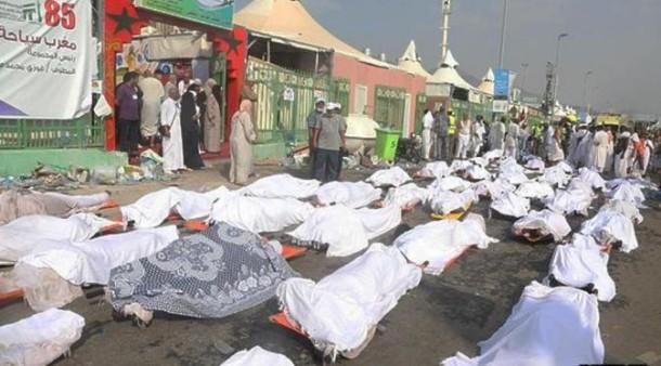 Korban Tragedi Mina Warga Indonesia Sebagian Telah Dimakamkan