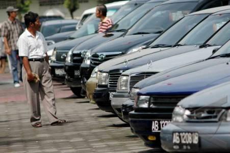 Mobil bekas (Ilustrasi). | Jejamo.com