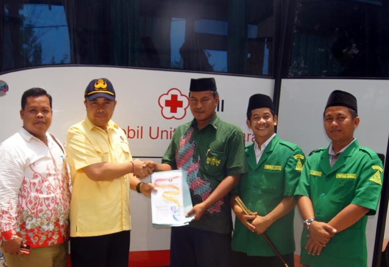 GP Anshor Waykanan Terima Penghargaan Keberagaman