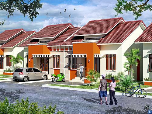 Miliki rumah hanya dengan Rp6 juta di Pameran properti REI Expo Lampung 2015 digelar di Mall Boemi Kedaton Bandar Lampung (Ilustrasi) | Jejamo.com