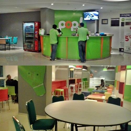 Hotel Pop Lampung. | Desi/Jejamo.com