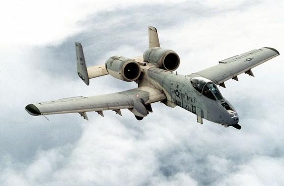 A10 Thunderbolt 2 Warthog