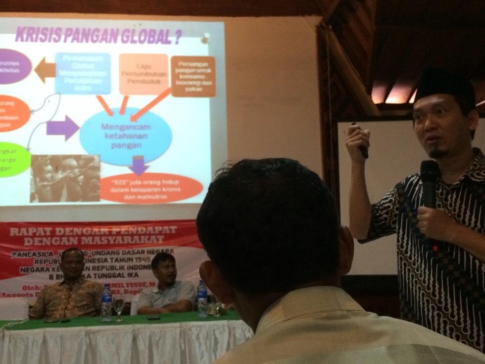 Anggota DPR Sayangkan Terjadinya Konflik Lampung Selatan