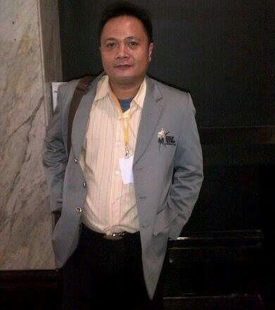 Anggota Komisioner KPU, Divisi Sosialisasi Doddy Syakhrun Tanjung. | Raeza/Jejamo.com