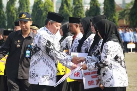 M Yunus dan Ahmad Muslimin Datang Terakhir Debat Kandidat Pilkada Bandar Lampung