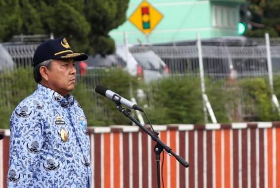 Mantan Sekda Lampung Selatan Mursyid Arsyad Dinobatkan Tokoh Pemerintahan