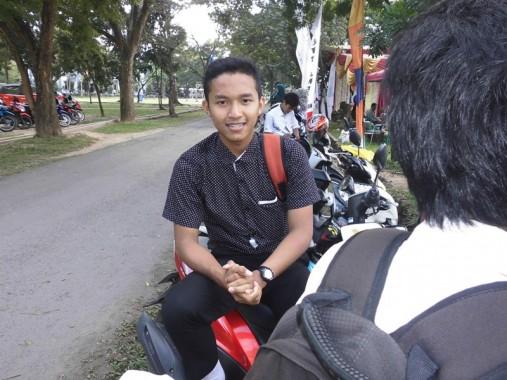 Aris Munandar Anak Bos Roti di Lampung, Pilih Jadi Sales