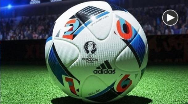 Ini Dia Beau Jeu, Bola Resmi Piala Eropa 2016 Besutan Adidas