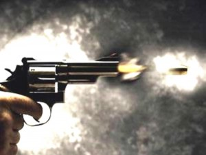 Polres Lampung Tengah Tembak Pelaku Begal