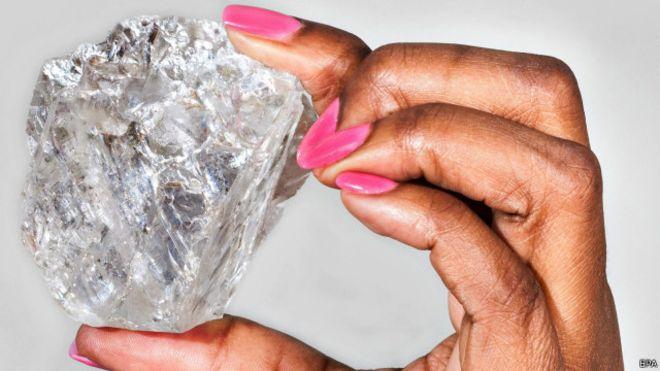 Lucara Diamond Temukan Berlian Terbesar Kedua di Dunia