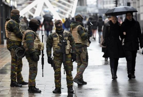 Ancaman ISIS, Belgia Tutup Brussels hingga Pekan Depan