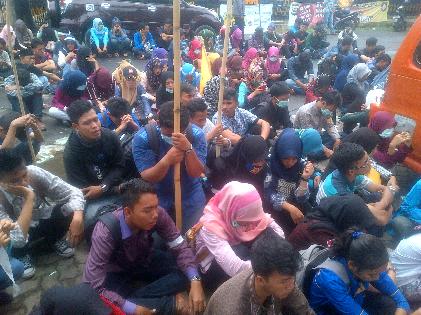Disdikbud Provinsi Lampung Gelar Pertemuan dengan PMII