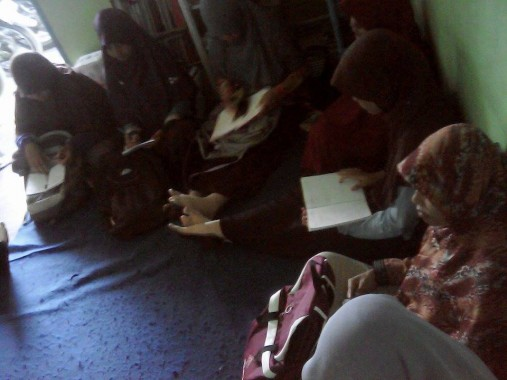 Puluhan Aktivis Risma Ikuti Diklat Jurnalistik BKPRMI Bandar Lampung