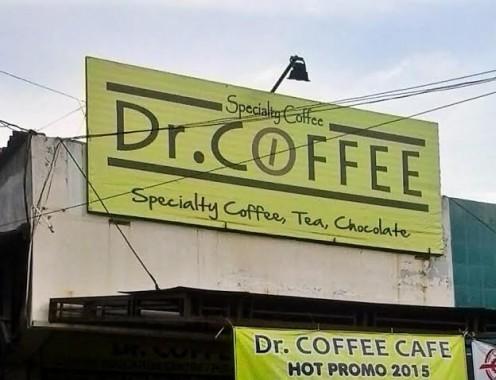 Dr.Coffee  di Jalan Sumantri Brojonegoro, Unila, Bandar Lampung | Desi/jejamo.com