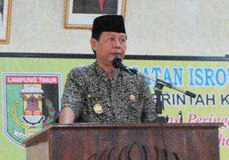 Belum Ada Putusan MK, Nasib Pencalonan Erwin Arifin Menggantung