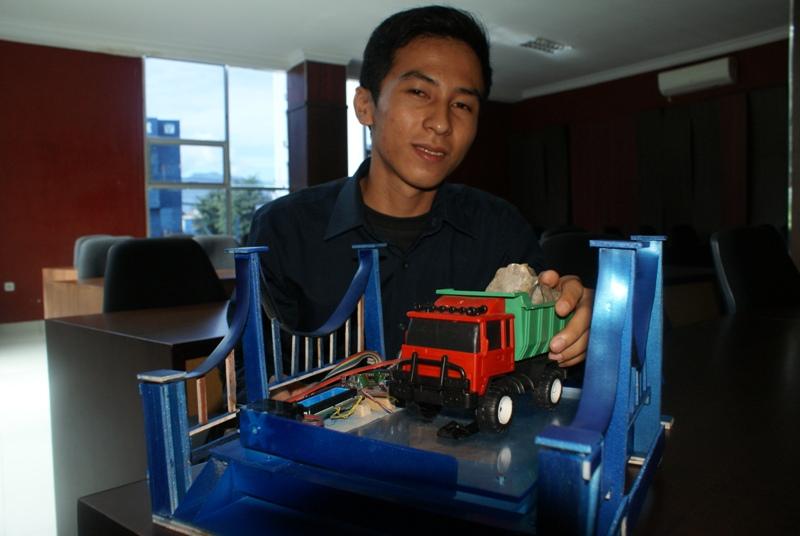 Gedung-Gedung Favorit Mahasiswa IAIN Raden Intan Lampung Selfie