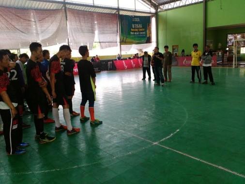 DPC PKS Tanjungkarang Barat Gelar Turnamen Futsal
