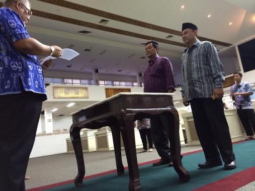 Mahasiswa Sambut Dingin Kedatangan Jokowi