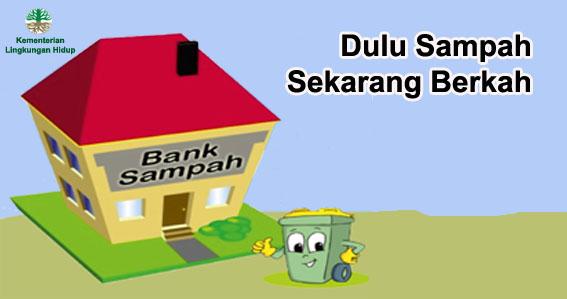 Bank Sampah Gotong Royong Way Kanan Segera Diresmikan