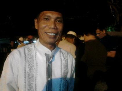 Ismet Roni Sering Mendapat Nasehat dari Almarhumah Hj Nur Amah