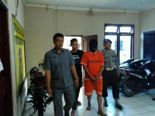 Polisi Gadungan di Bandar Lampung Mengaku Baru Pertama Kali Memeras