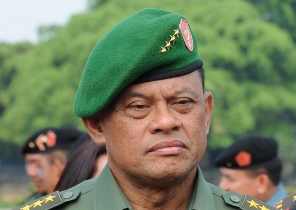 Jenderal Gatot Nurmantyo | ist