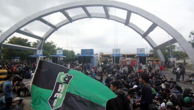 Kader HMI berbuat ulah di Pekanbaru, Riau | ist