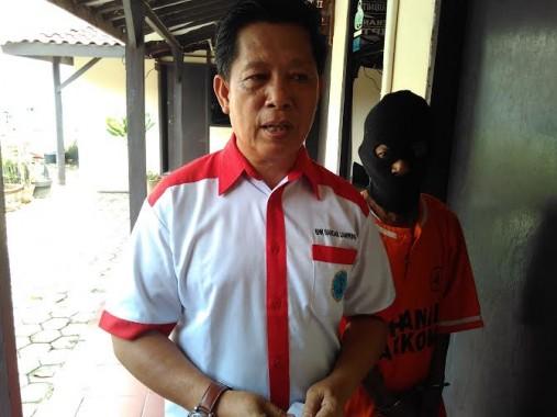 Mengaku jadi Kurir Sabu-Sabu Sutikno Terancam Hukuman 5 Tahun