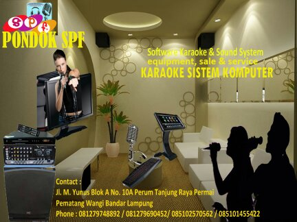 Asyiknya Karaoke di Rumah dengan SPF Software Karaoke