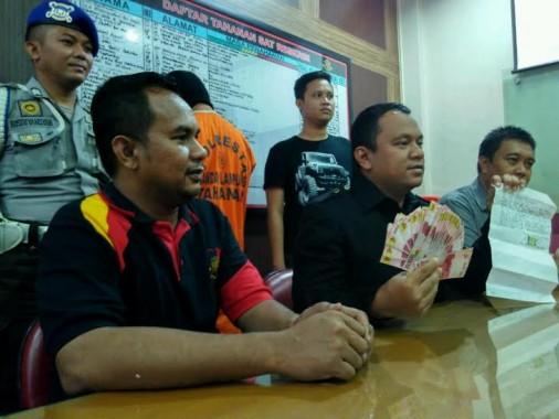 Modus Umpankan Wanita, Polisi Gadungan di Bandar Lampung Peras Korban Rp50 juta