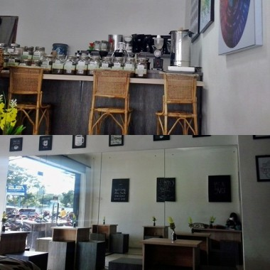 Yuk, Nyeruput Kopi Lampung di Dr.Coffee