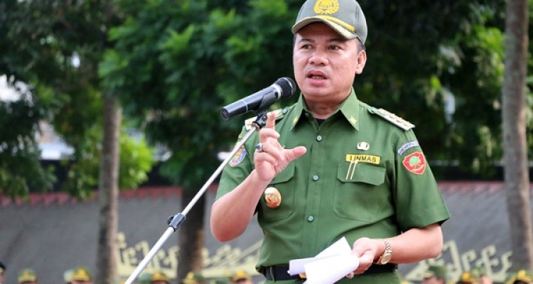 Penjabat Bupati Lampung Selatan Kherlani | ist
