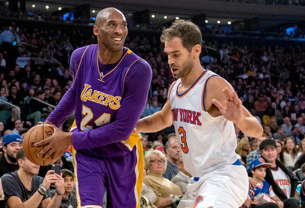 Kobe Bryant Umumkan Pensiun dengan Sebuah Puisi