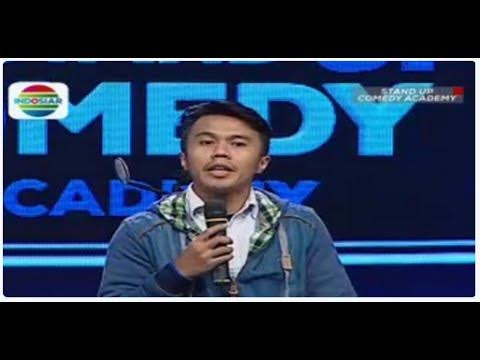 Komika Asal Lampung Newendi Septian