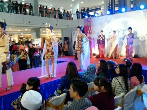 Lampung Fashion Week Festival 2015