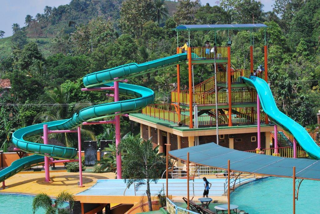 Inilah Tarif Fasilitas Wisata Lembah Hijau Bandar Lampung