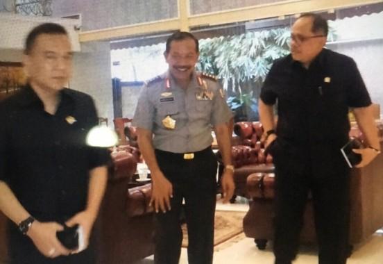 Pimpinan MKD Konsultasi ke Kapolri Rekaman Minta Saham Freeport