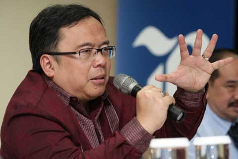 Menteri Keuangan Bambang P.S. Brodjonegoro | ist