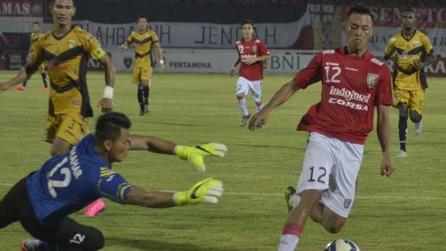 Bali United vs Mitra Kukar | ist