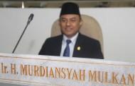 Advertorial DPRD Lampung: Rapat Paripurna Pelantikan Murdianysah Mulkan