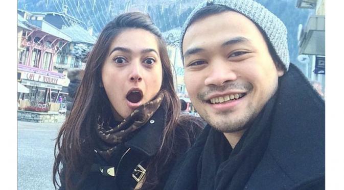 Nabila Syakieb dan Reshwara Argya Radinal | ist