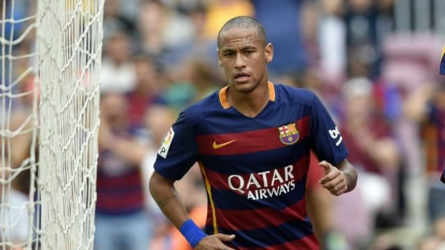 Penyerang Barcelona Neymar | Getty Images